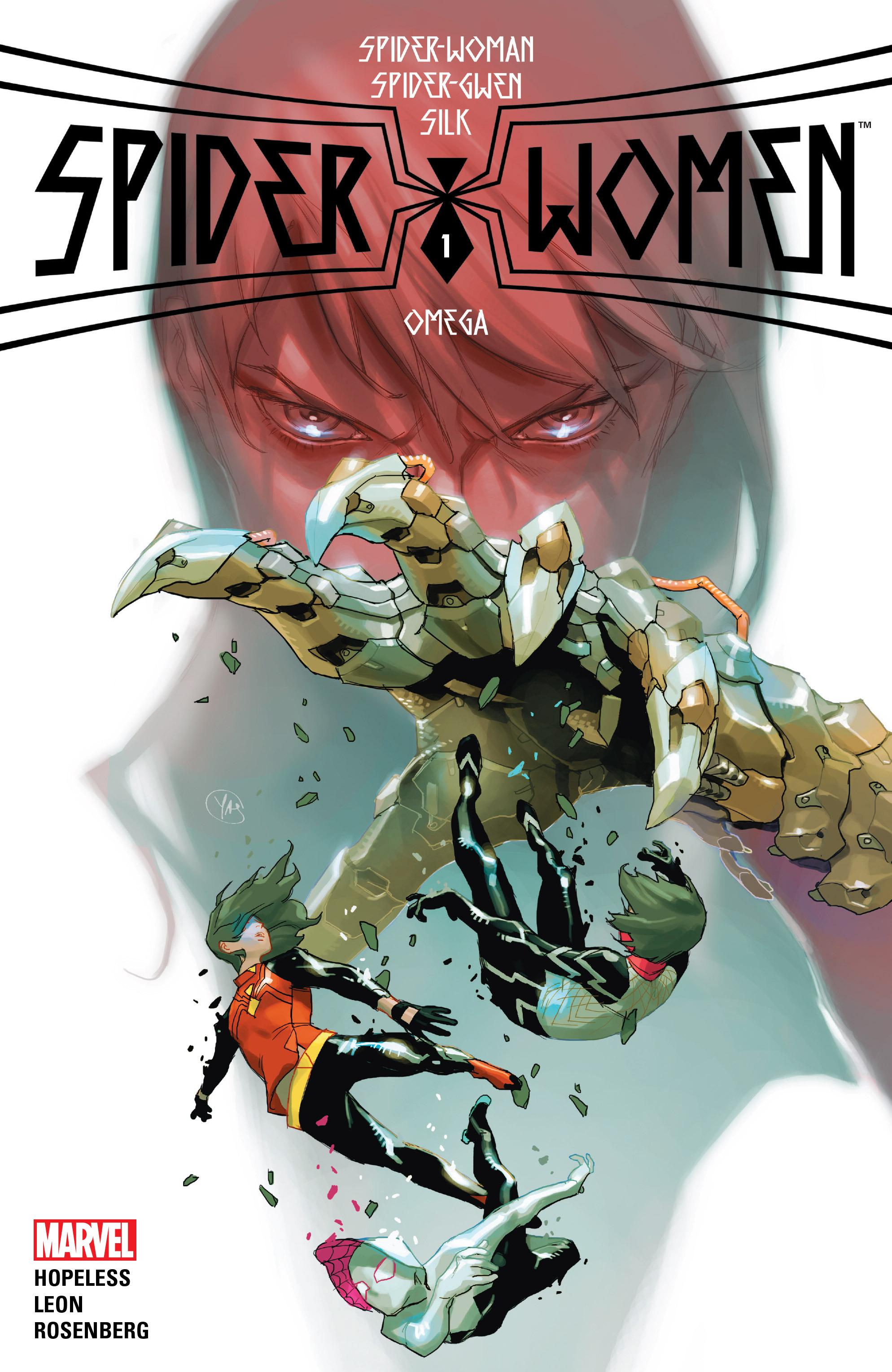 Read online Spider-Women Omega comic -  Issue # Full - 1