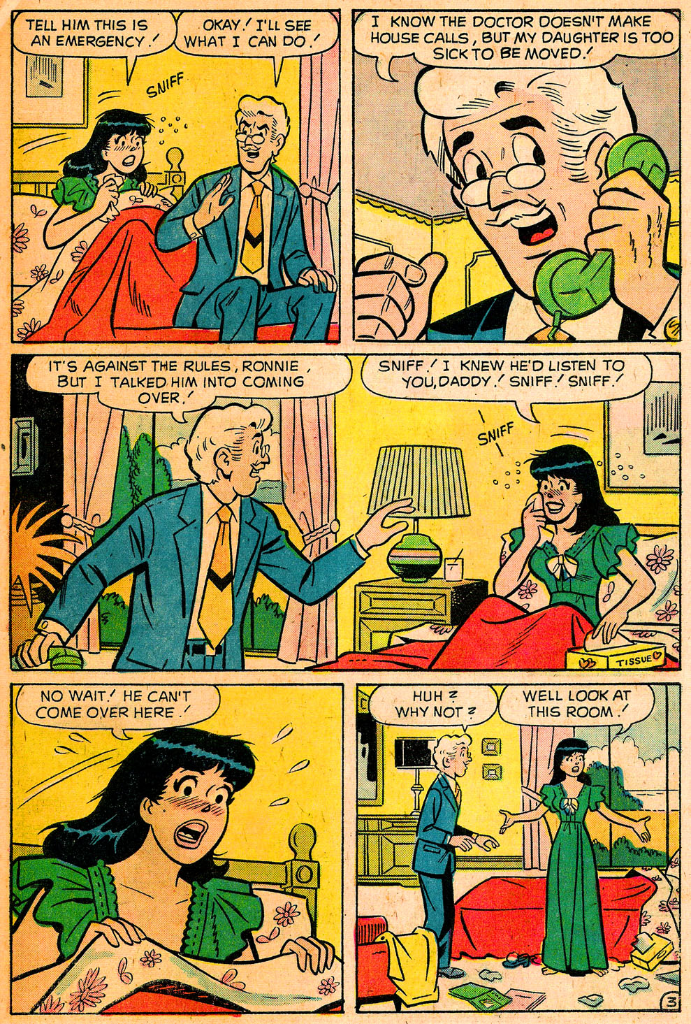 Read online Archie's Girls Betty and Veronica comic -  Issue #222 - 31