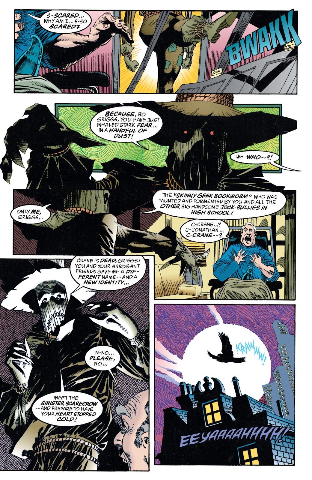 Read online Batman Arkham: Scarecrow comic -  Issue # TPB (Part 2) - 98