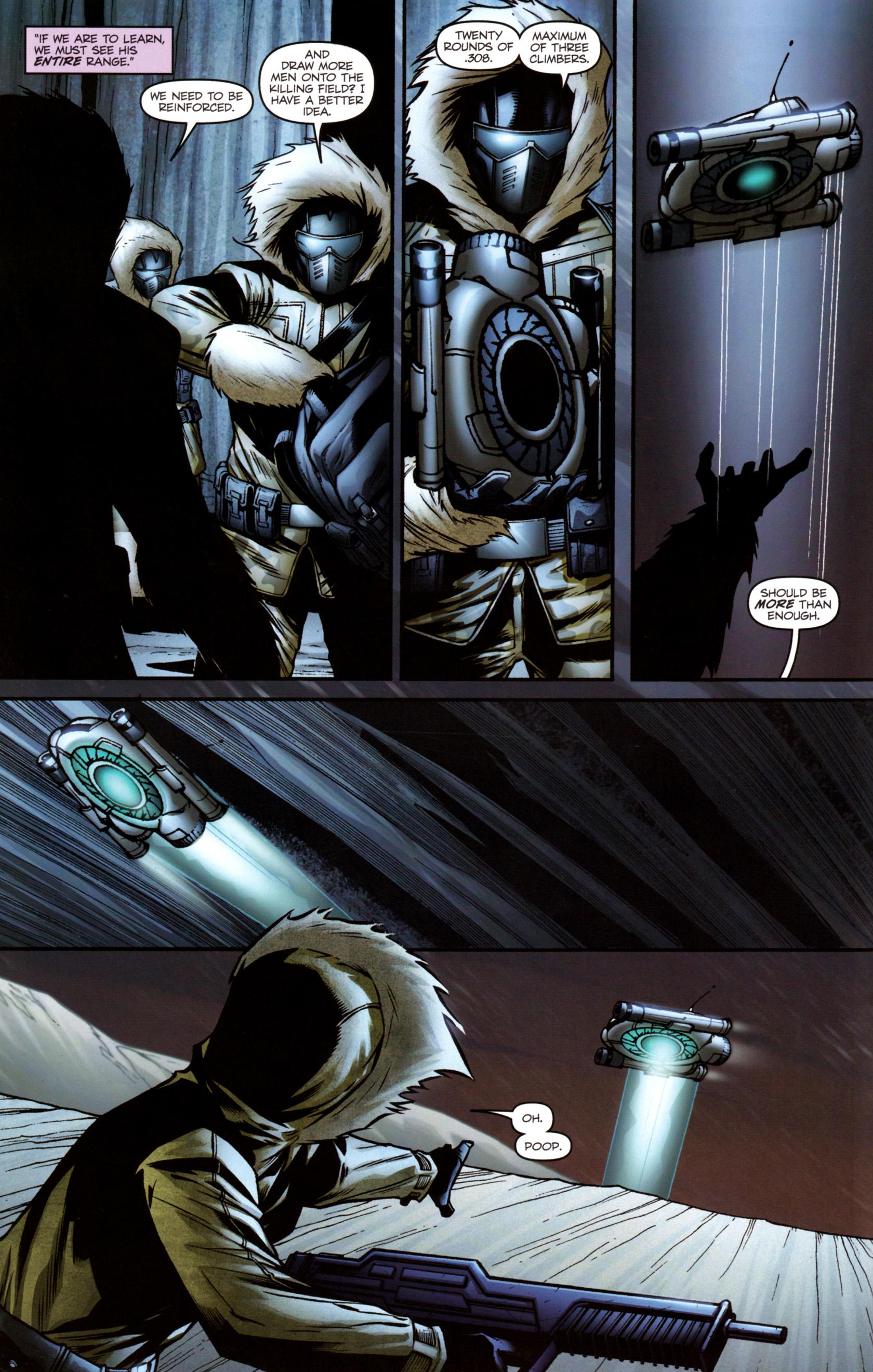 Read online G.I. Joe: Snake Eyes comic -  Issue #3 - 15