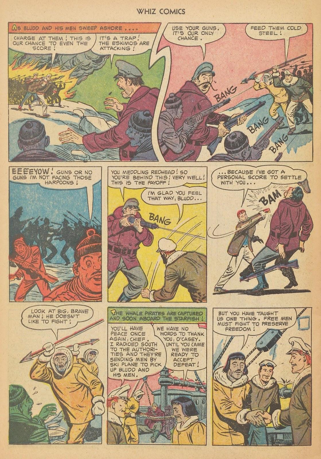 Read online WHIZ Comics comic -  Issue #153 - 34