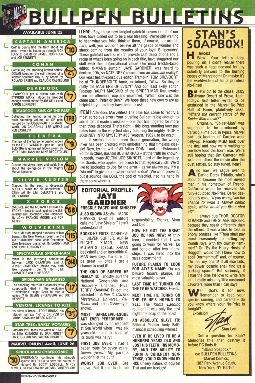 Read online Alpha Flight (1997) comic -  Issue #1 - 21