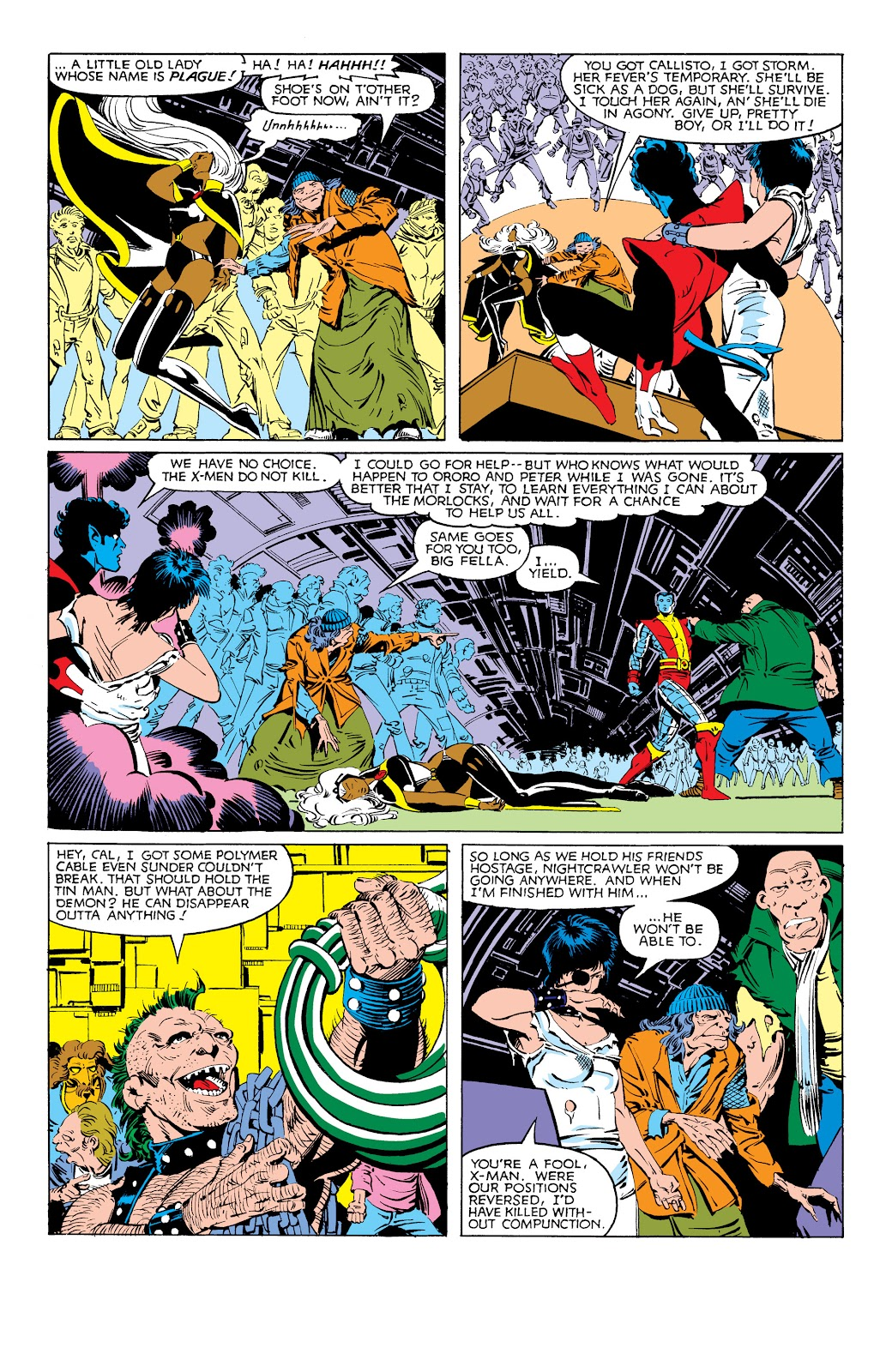 Uncanny X-Men (1963) issue 170 - Page 9