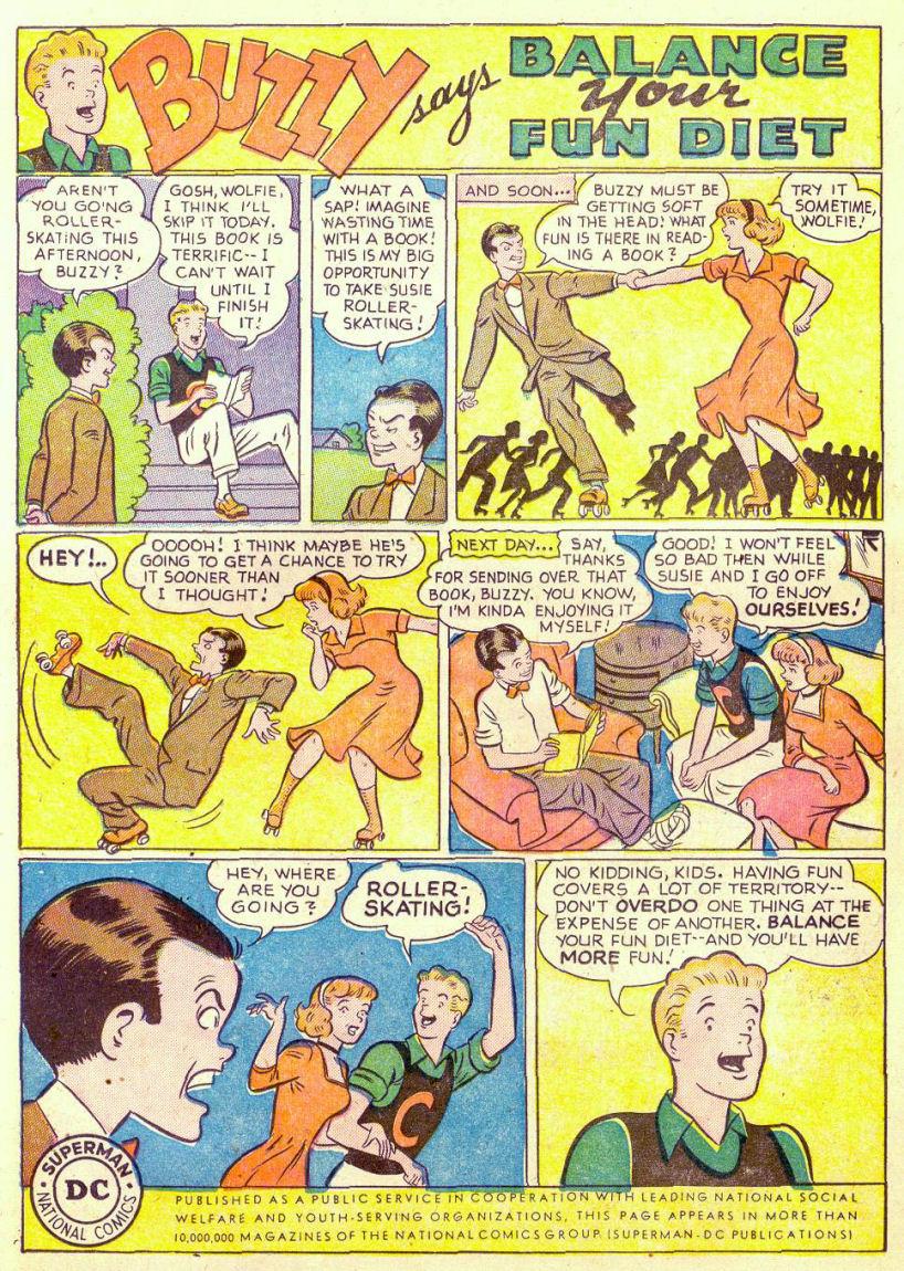 Read online Sensation (Mystery) Comics comic -  Issue #98 - 38
