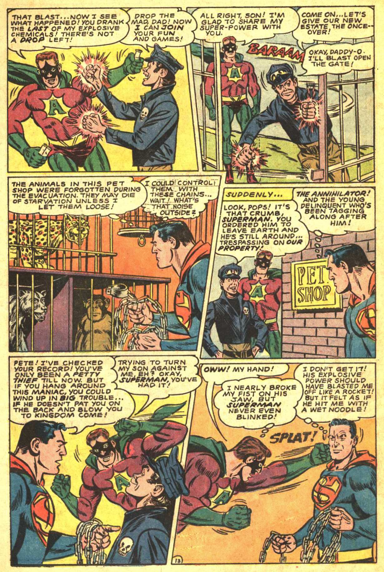 Read online Action Comics (1938) comic -  Issue #356 - 15