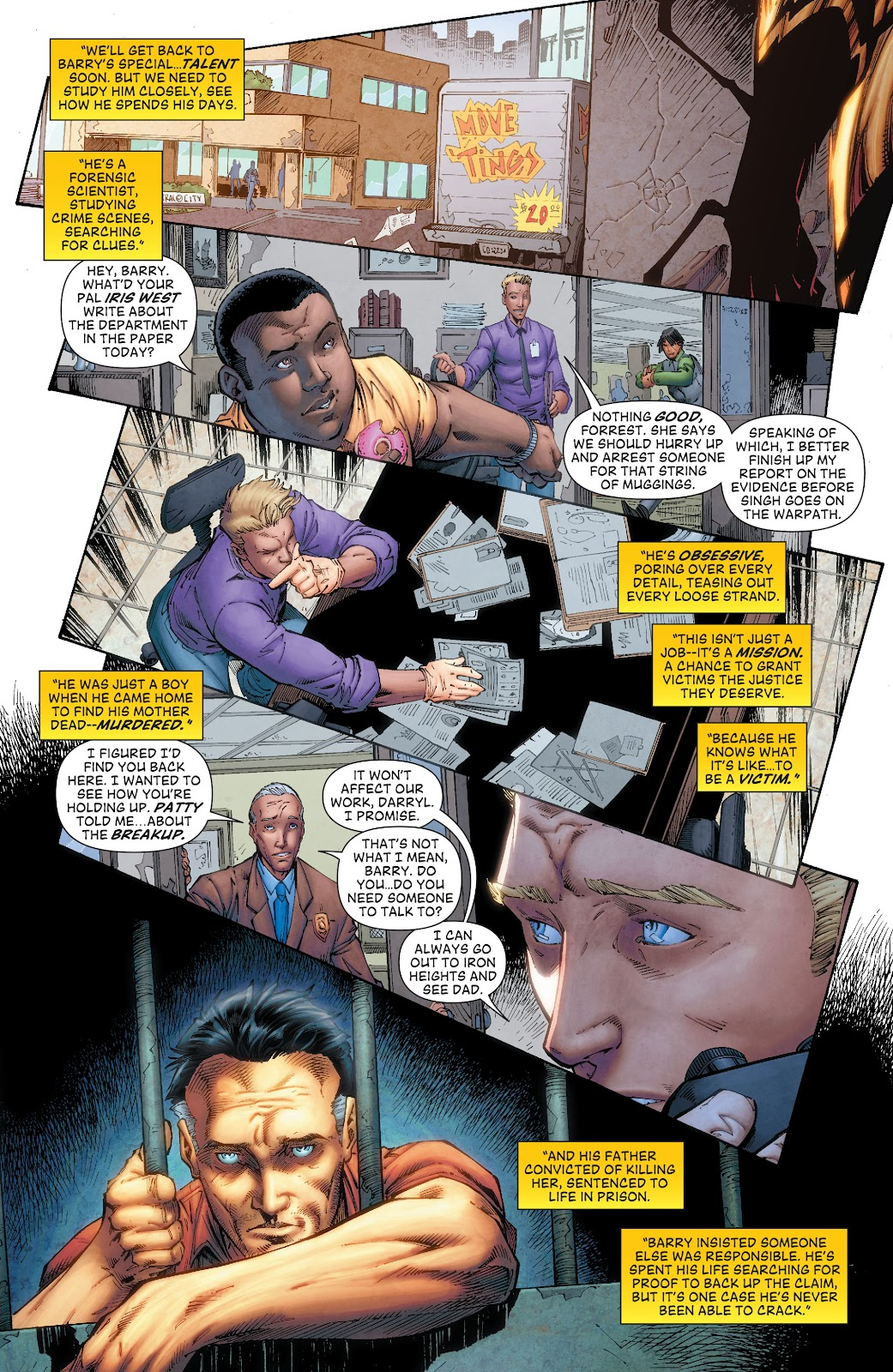 Read online The Flash (2011) comic -  Issue # _TPB 8 (Part 1) - 51