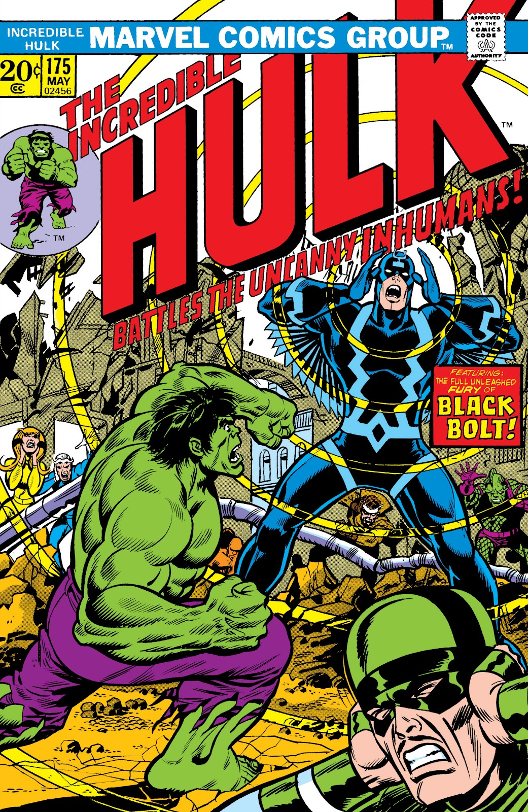 Read online Marvel Masterworks: The Incredible Hulk comic -  Issue # TPB 10 (Part 1) - 89