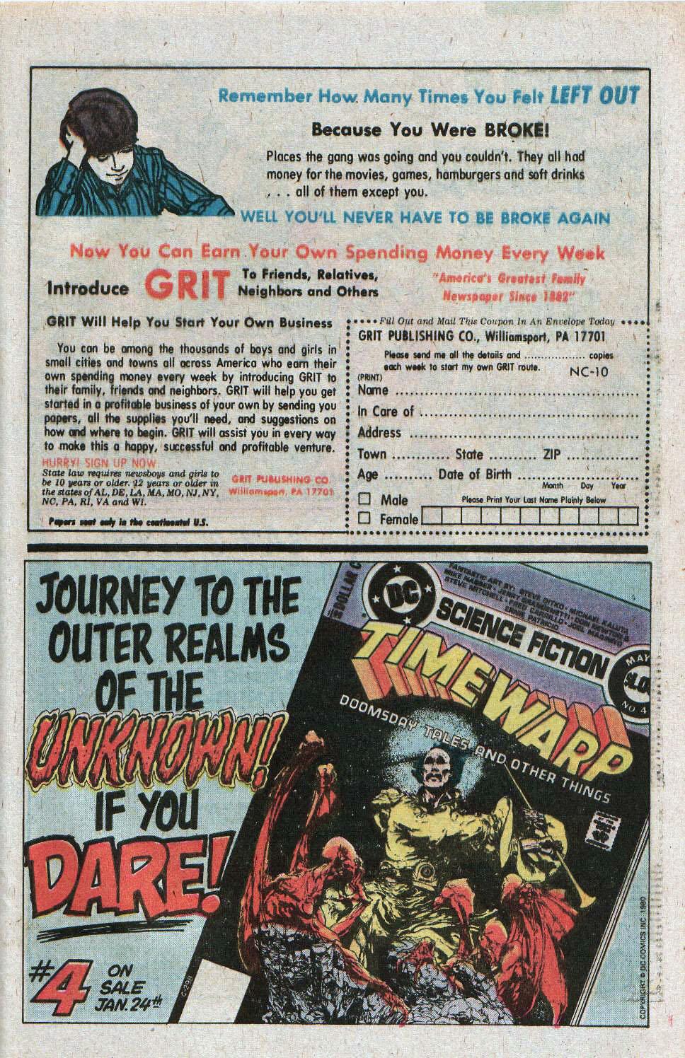 Read online Adventure Comics (1938) comic -  Issue #470 - 29