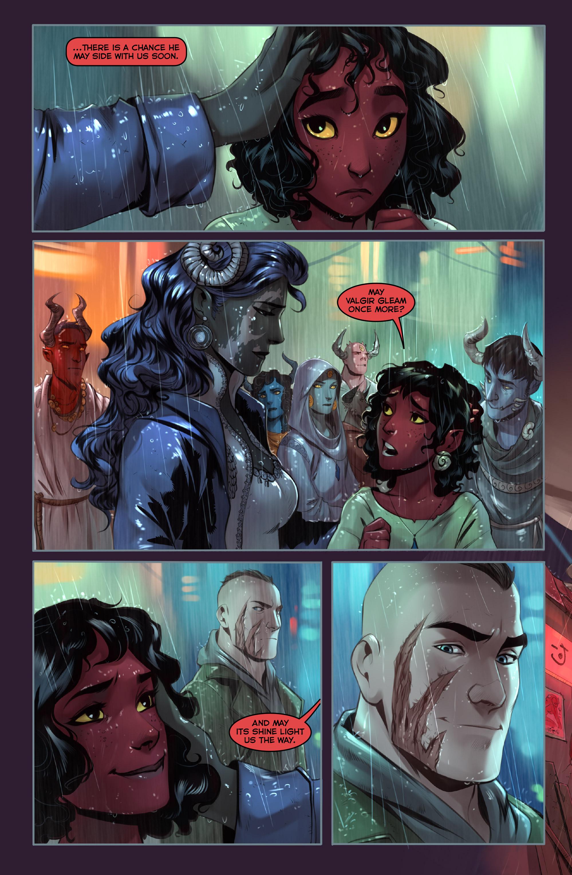 Read online Demonslayer, Vol. 2 comic -  Issue #4 - 5