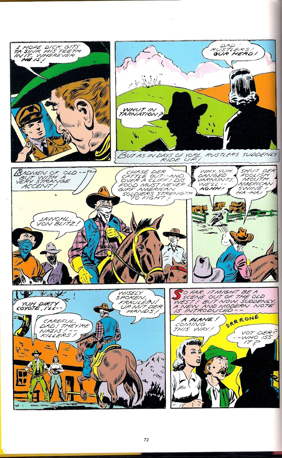 Captain Midnight (1942) issue 6 - Page 5