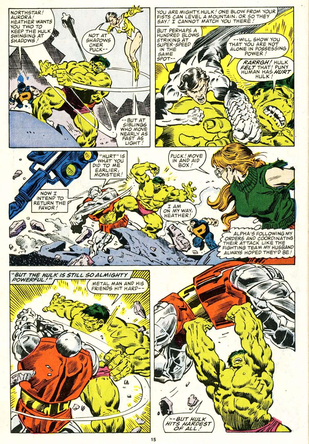 Read online Alpha Flight (1983) comic -  Issue #29 - 15