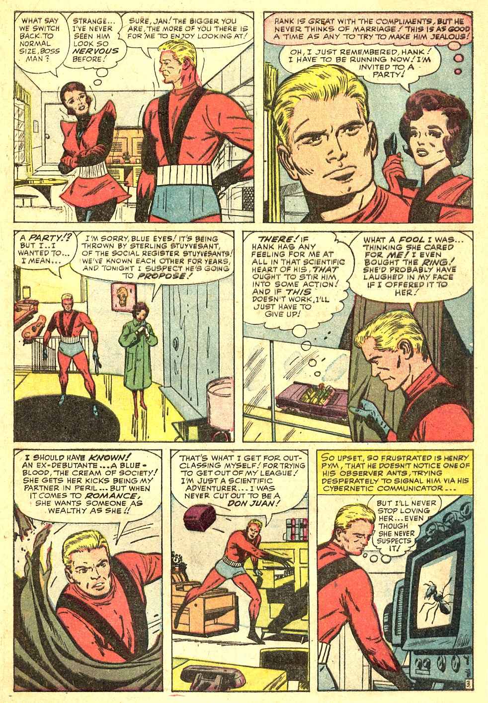 Tales to Astonish (1959) issue 56 - Page 5