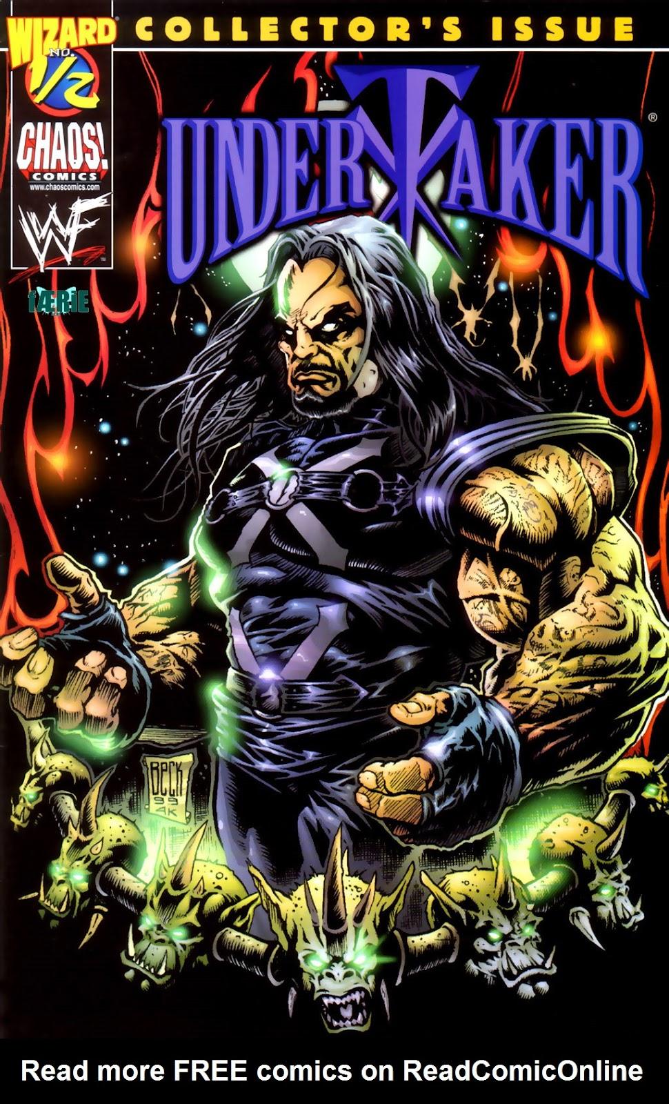 Read online Undertaker (1999) comic -  Issue #0.5 - 1