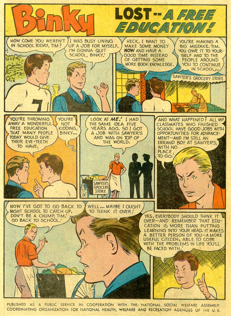 Superboy (1949) issue 68 - Page 10