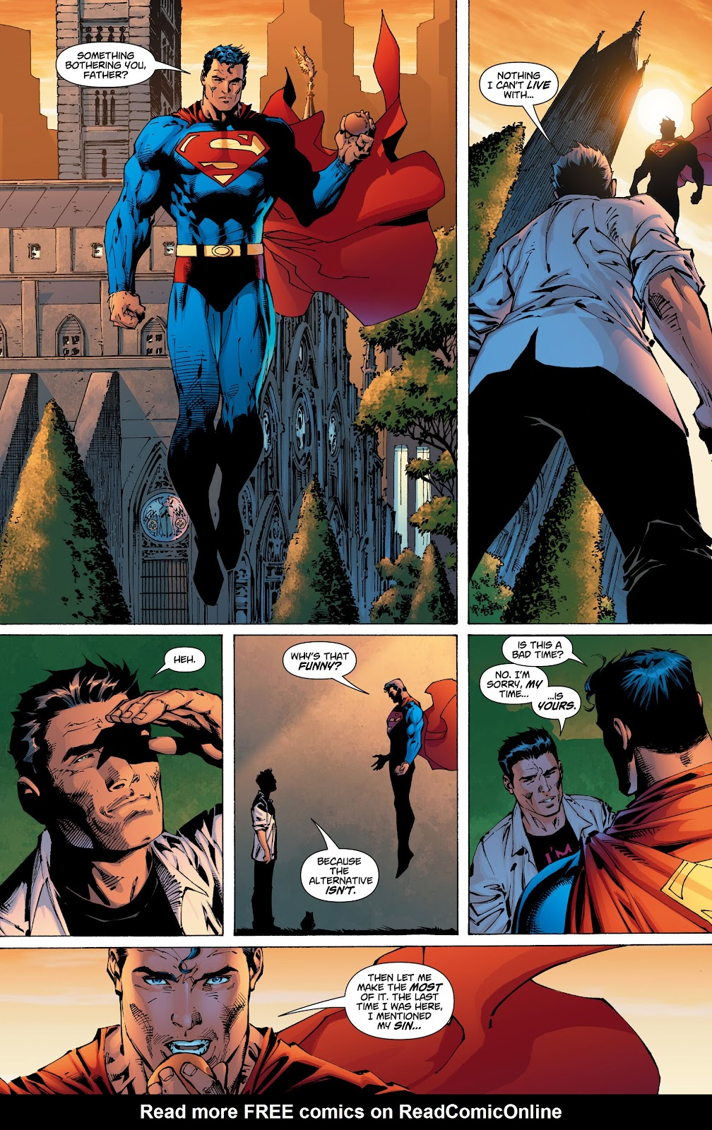Read online Superman: For Tomorrow comic -  Issue # TPB (Part 1) - 44