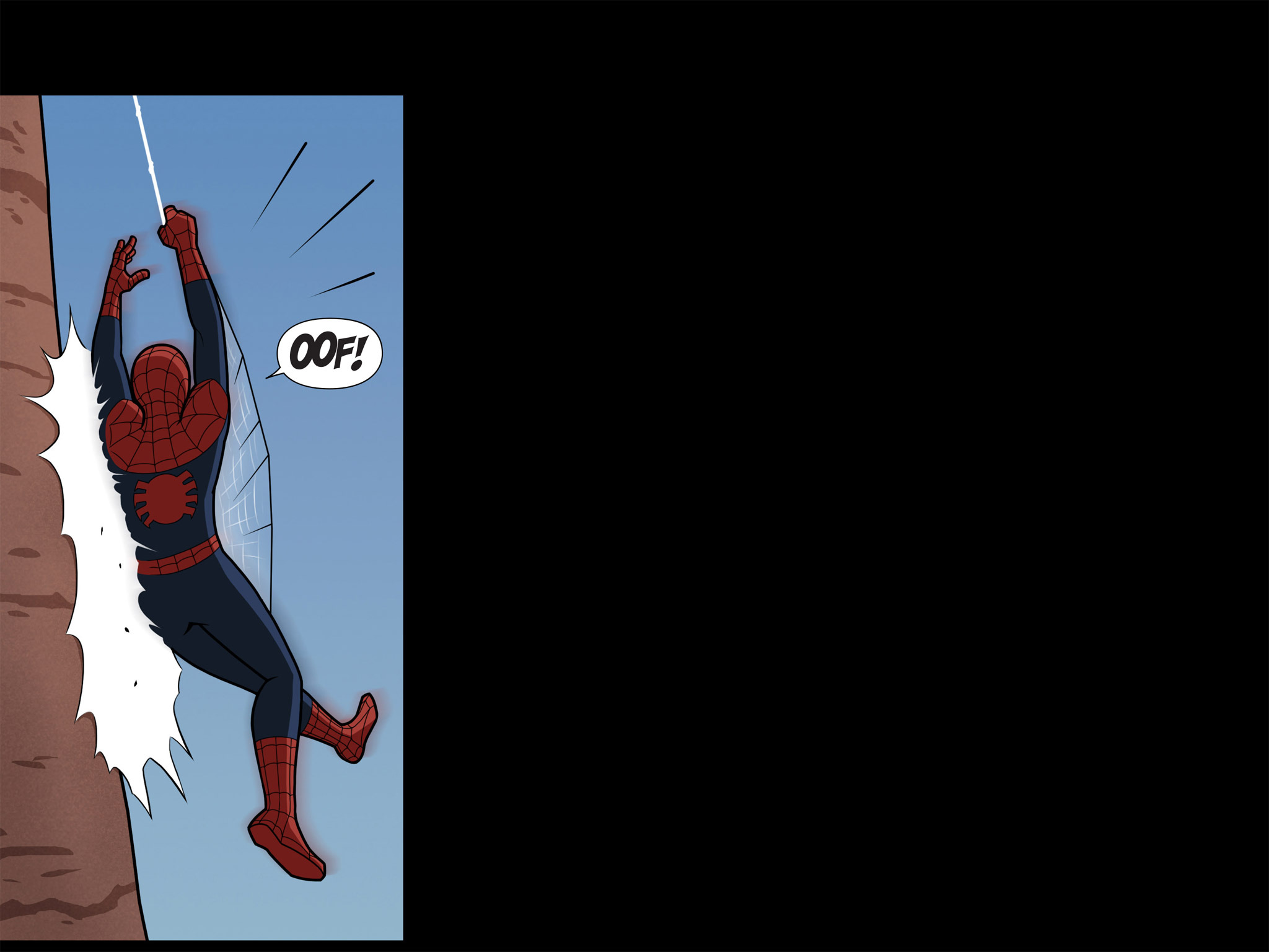 Read online Ultimate Spider-Man (Infinite Comics) (2015) comic -  Issue #9 - 31