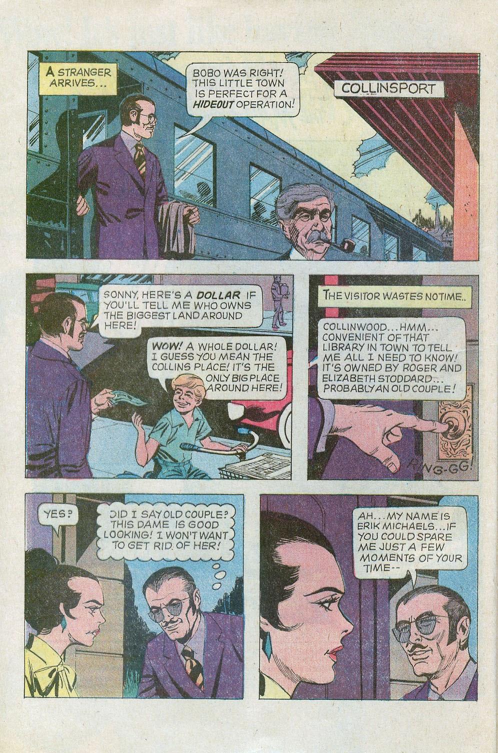 Dark Shadows (1969) issue 18 - Page 4
