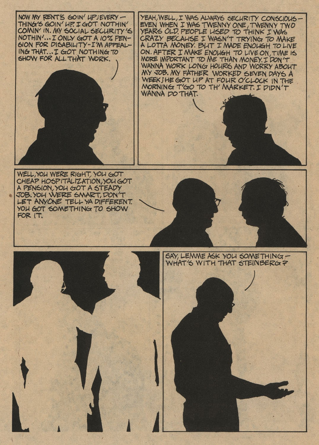 American Splendor (1976) issue 6 - Page 21