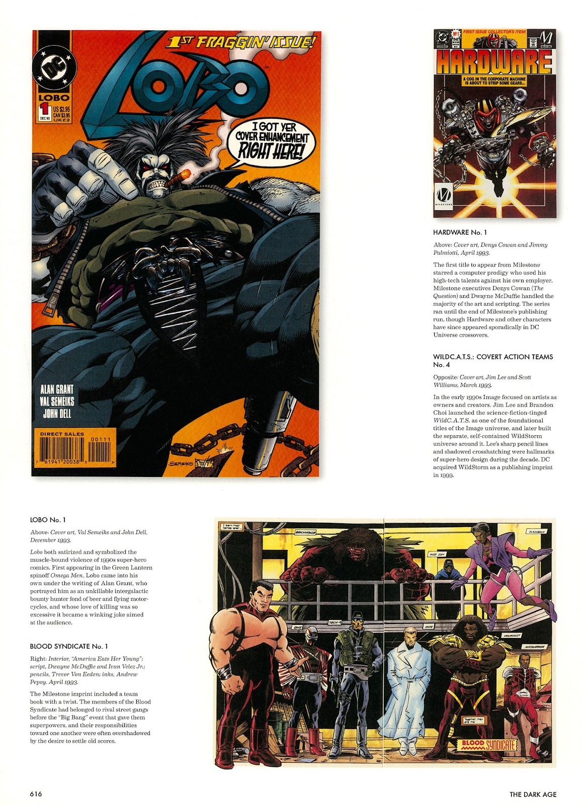 Read online 75 Years Of DC Comics comic -  Issue # TPB (Part 7) - 39