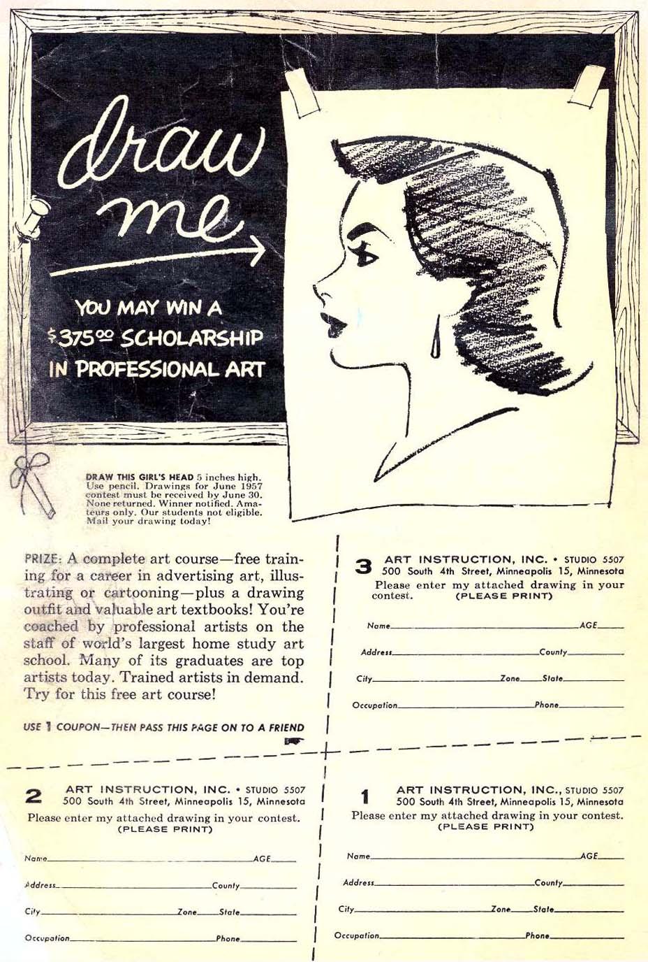 Read online Wonder Woman (1942) comic -  Issue #91 - 2