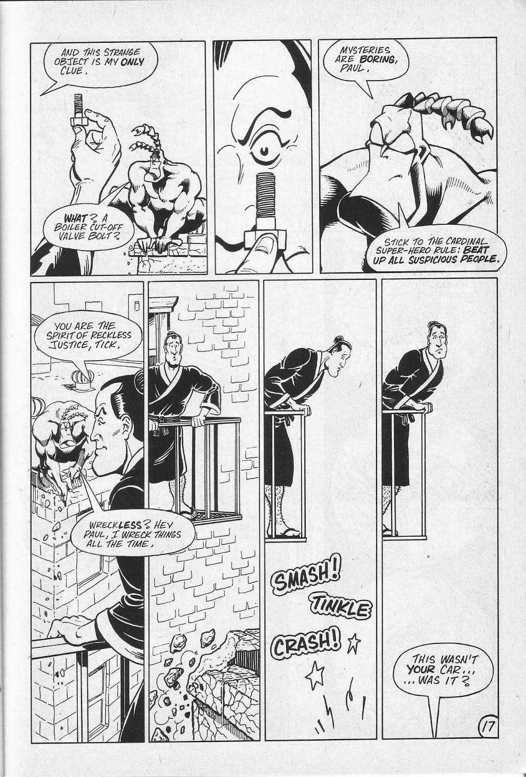 Read online Paul the Samurai (1991) comic -  Issue # TPB - 23