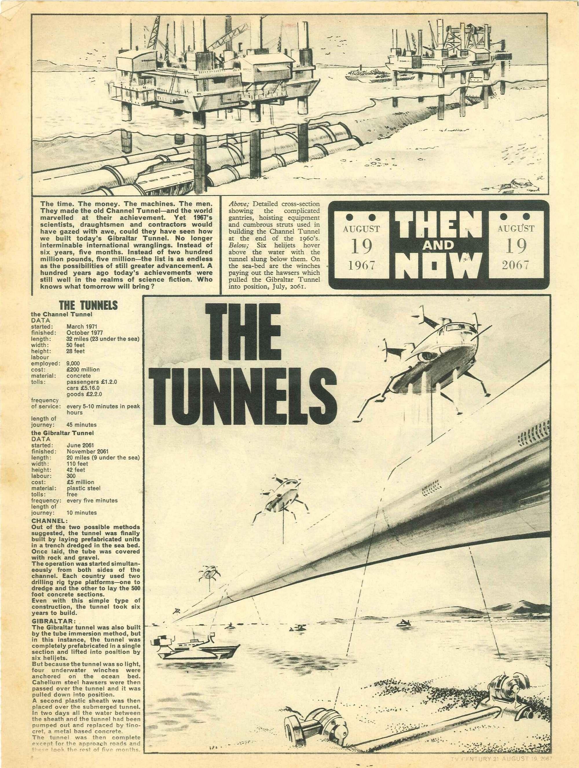 Read online TV Century 21 (TV 21) comic -  Issue #135 - 6