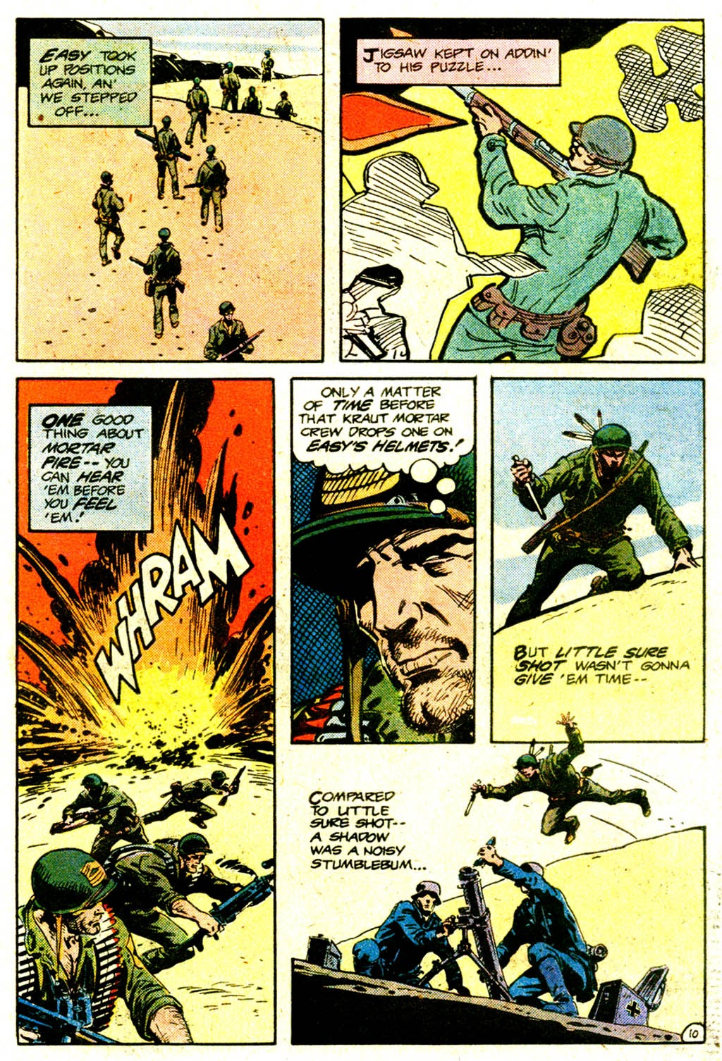 Read online Sgt. Rock comic -  Issue #365 - 14