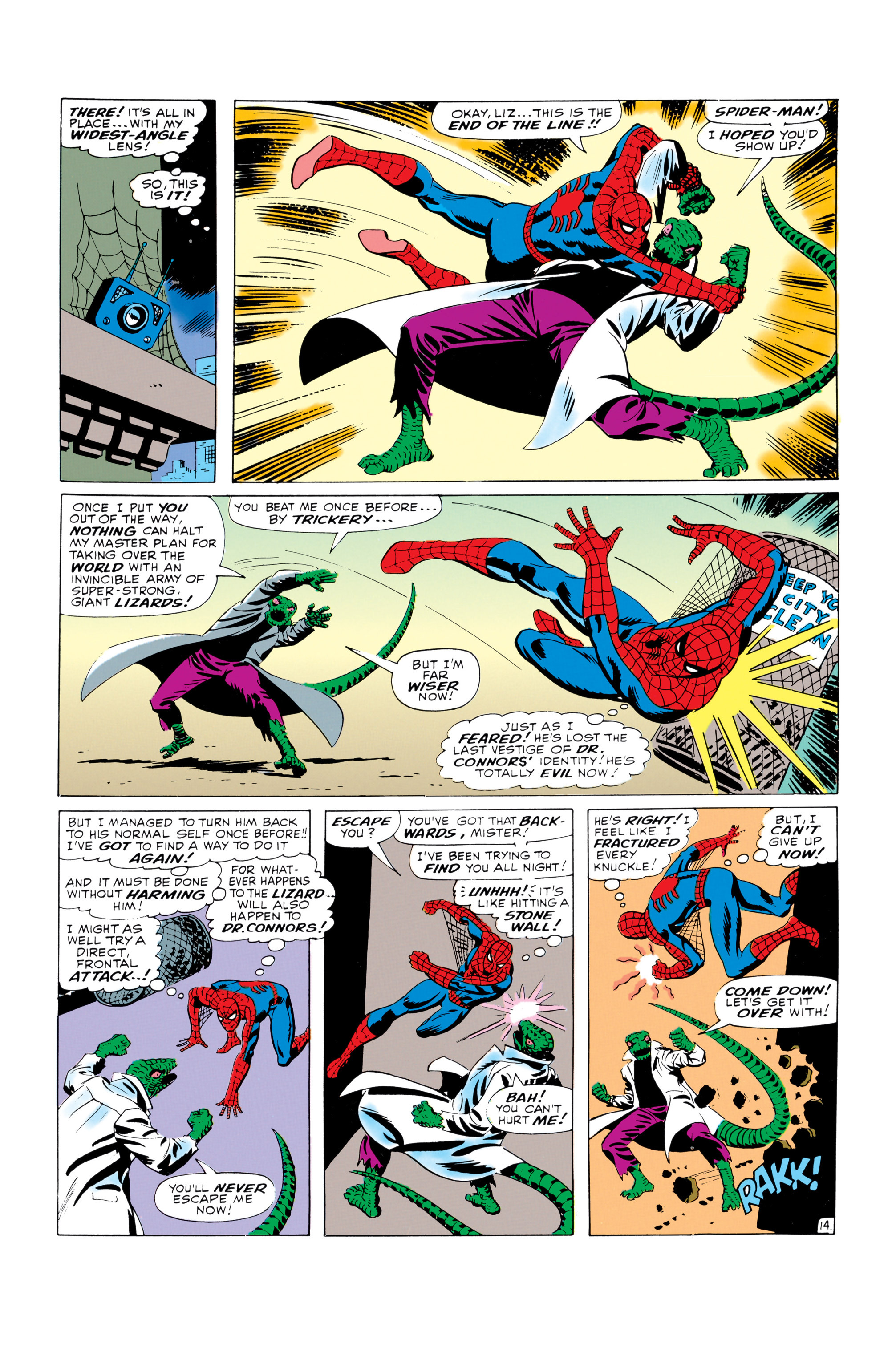 The Amazing Spider-Man (1963) 44 Page 14