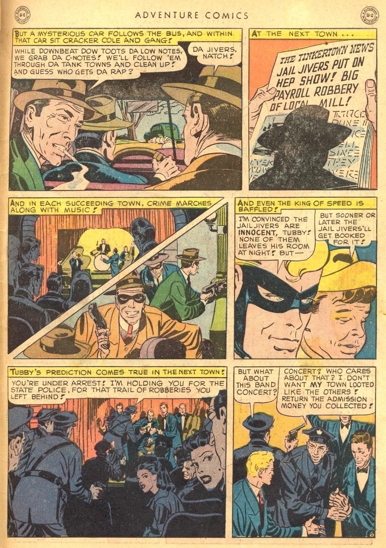 Read online Adventure Comics (1938) comic -  Issue #133 - 45
