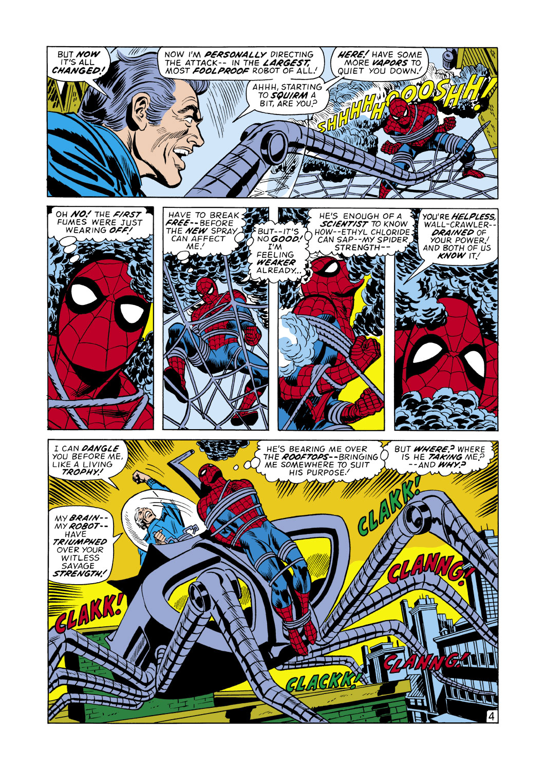 The Amazing Spider-Man (1963) 107 Page 4