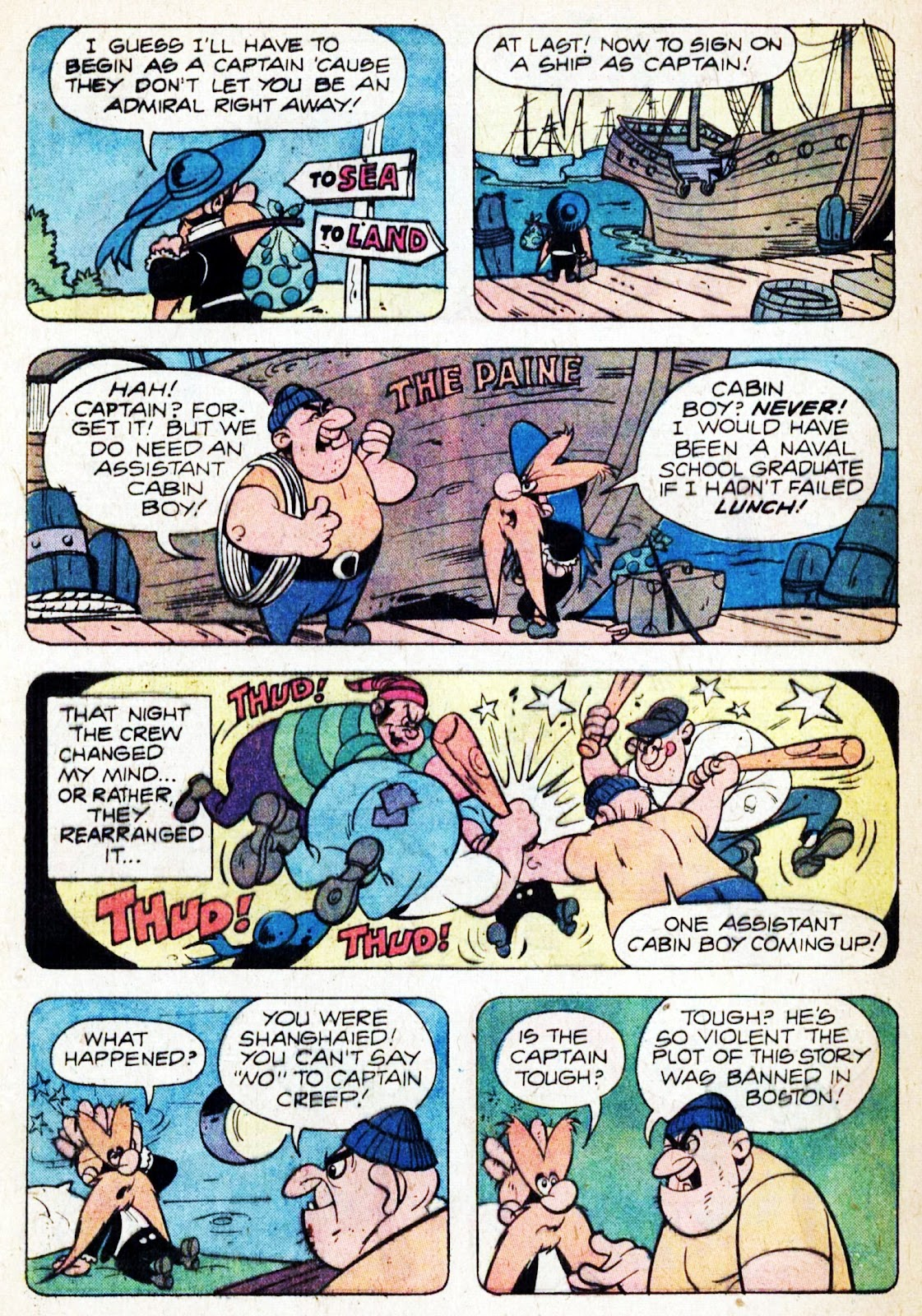 Yosemite Sam and Bugs Bunny issue 43 - Page 6