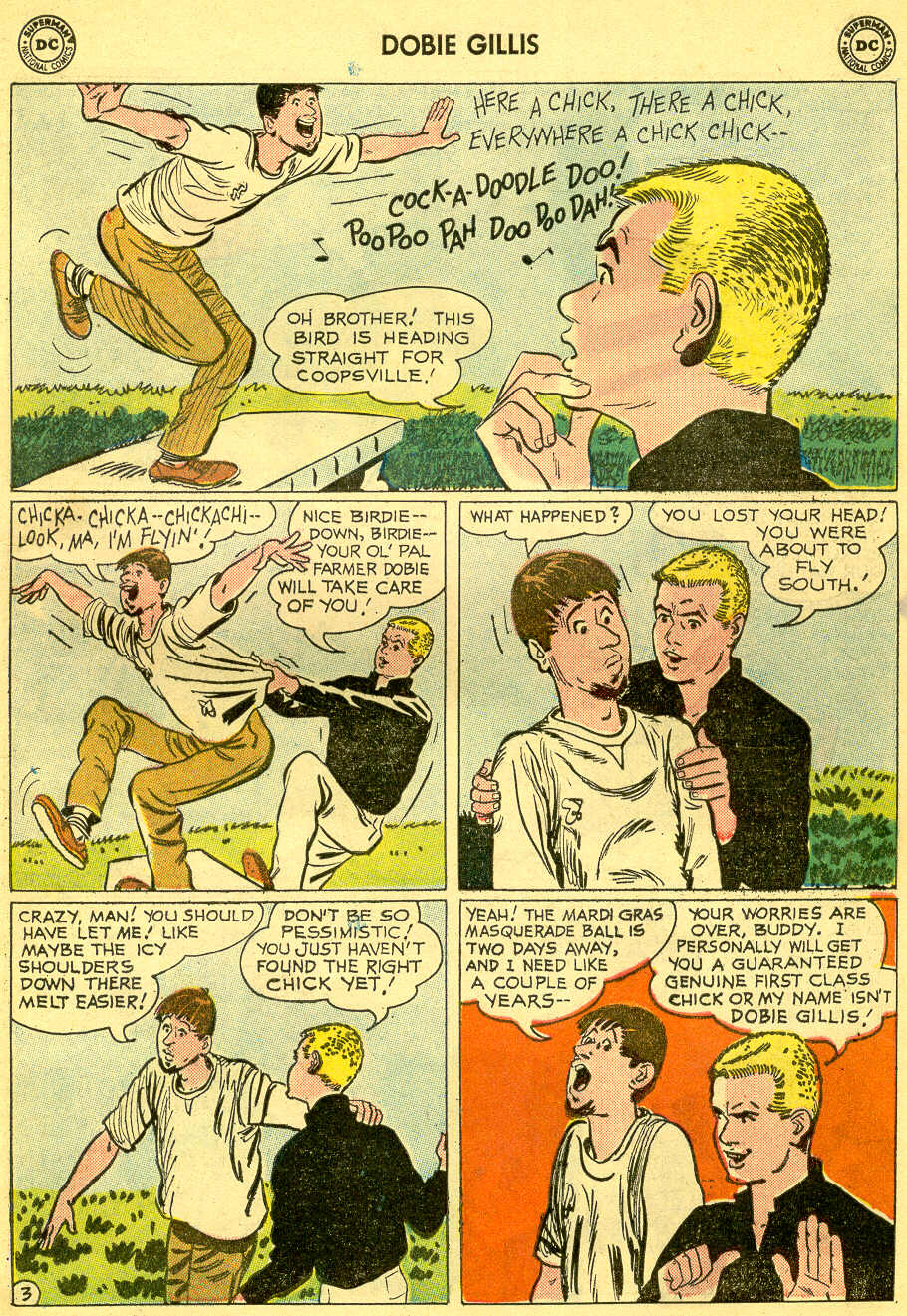 Many Loves of Dobie Gillis issue 4 - Page 5
