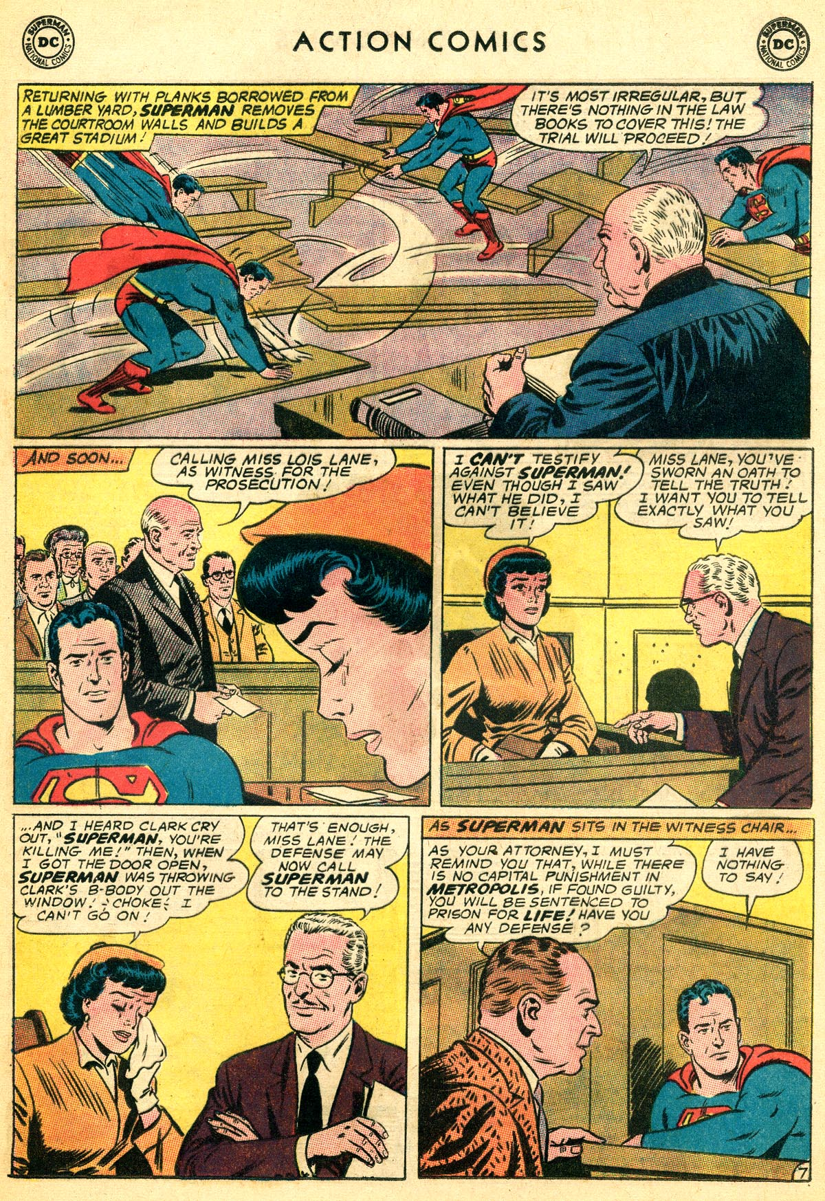 Read online Action Comics (1938) comic -  Issue #301 - 9
