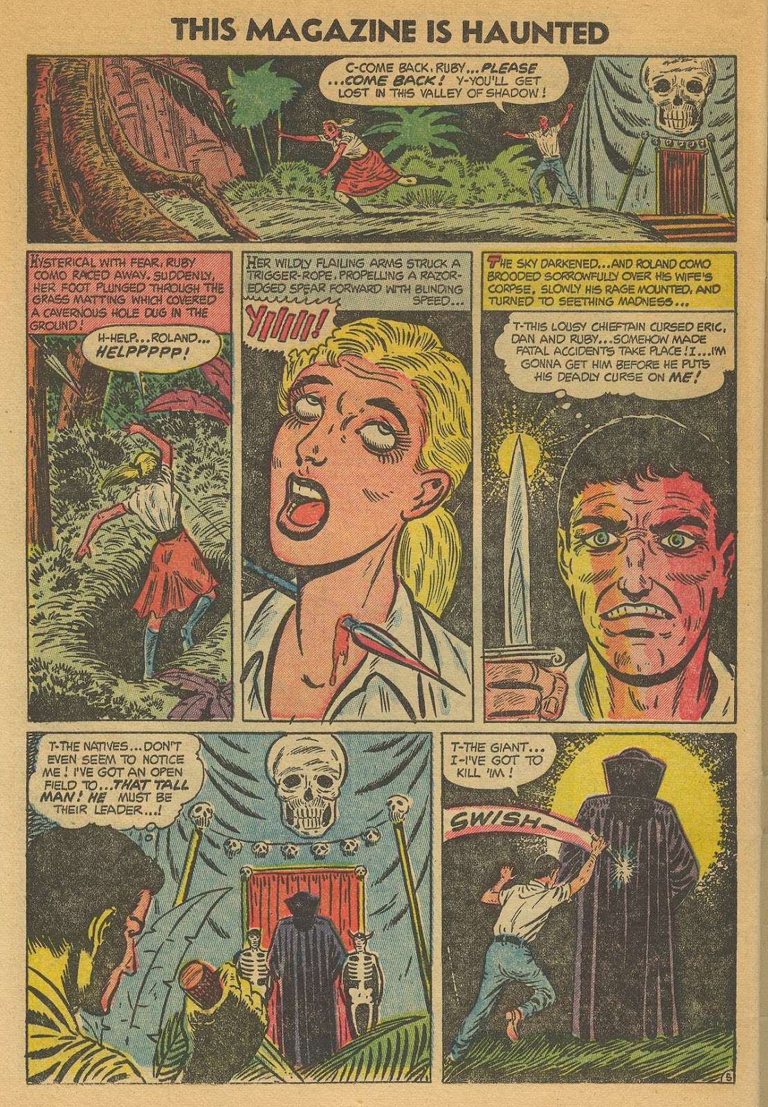 Read online This Magazine Is Haunted comic -  Issue #18 - 30