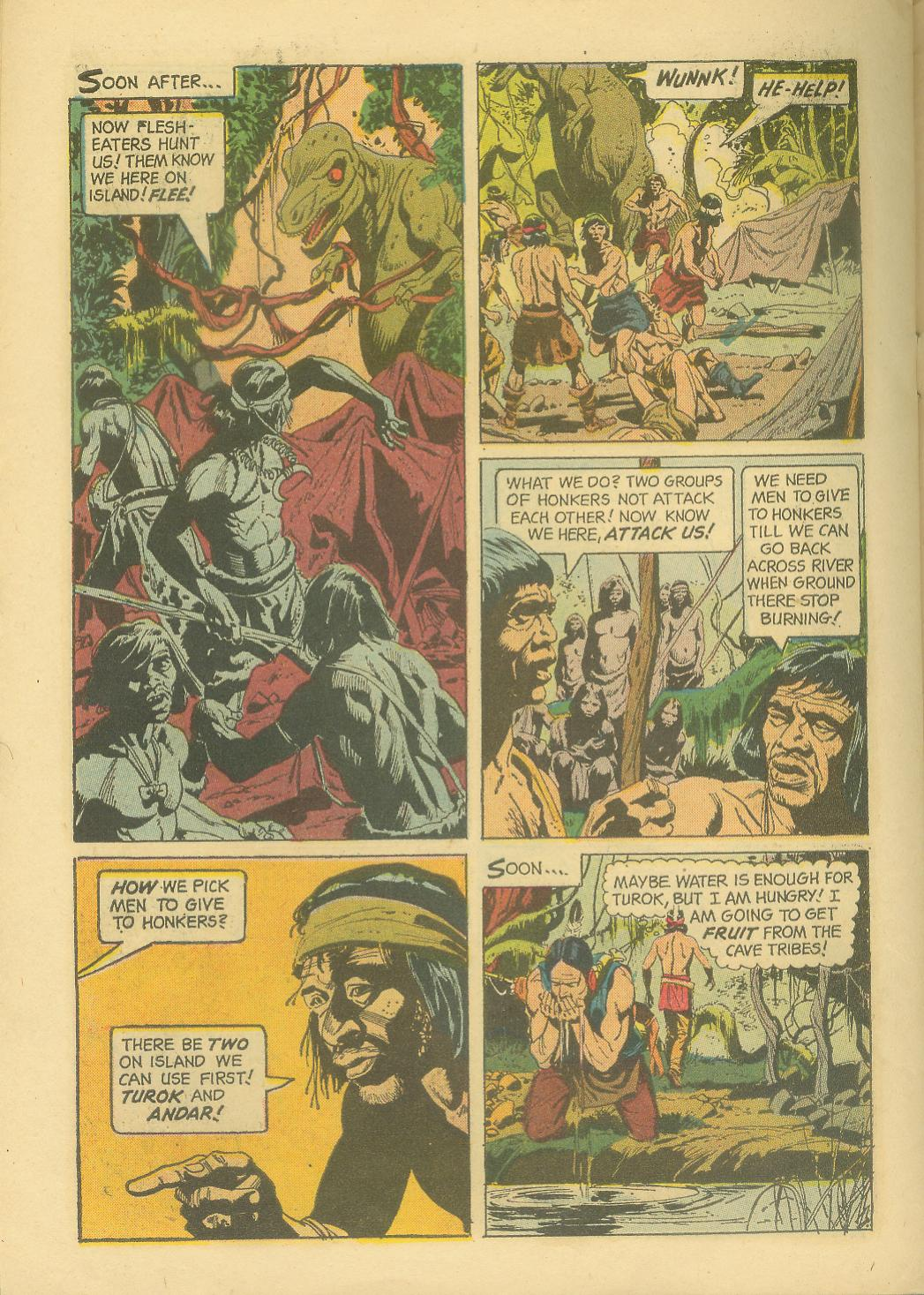 Read online Turok, Son of Stone comic -  Issue #30 - 30