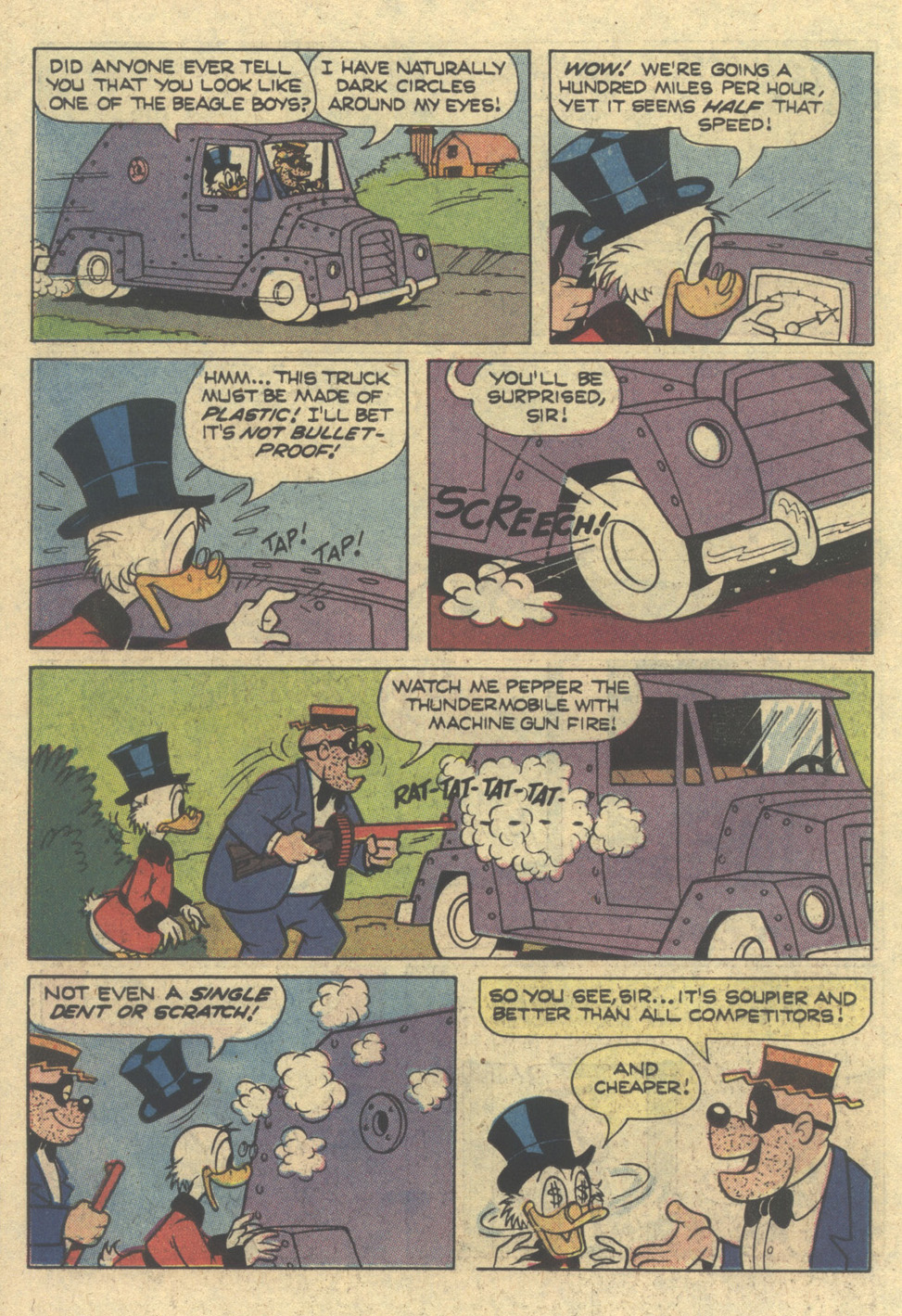 Read online Uncle Scrooge (1953) comic -  Issue #172 - 26