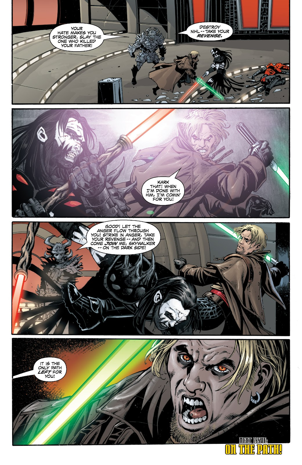 Read online Star Wars Legends: Legacy - Epic Collection comic -  Issue # TPB 1 (Part 5) - 38