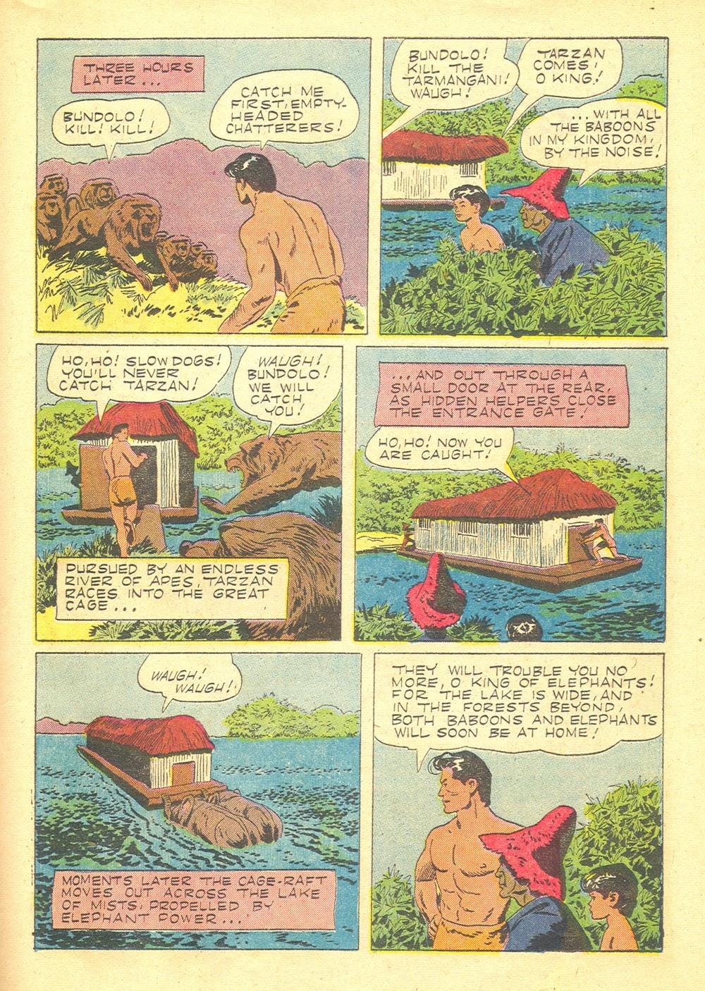 Tarzan (1948) issue 70 - Page 25