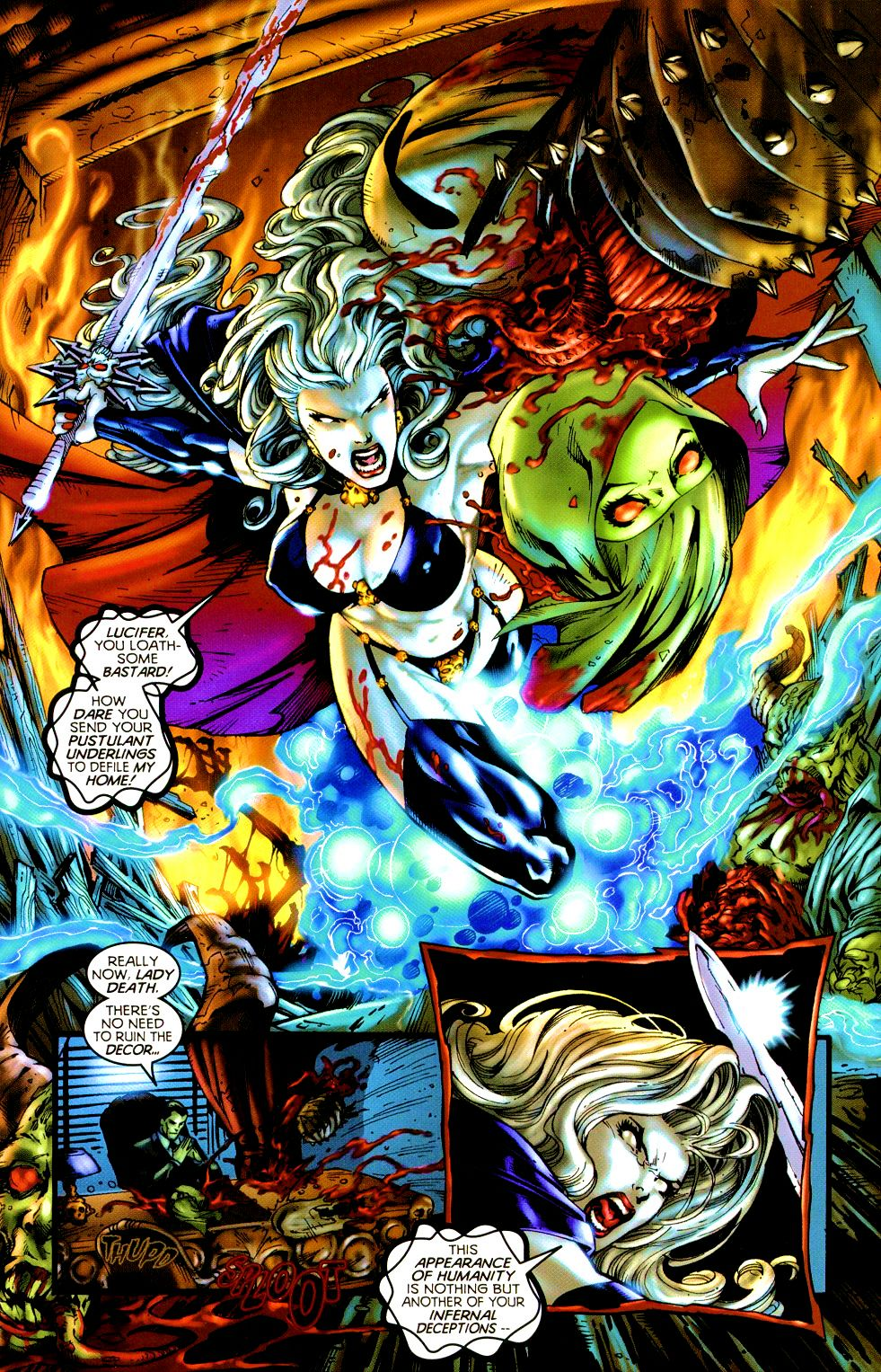 Lady Death: The Rapture 2 Page 2