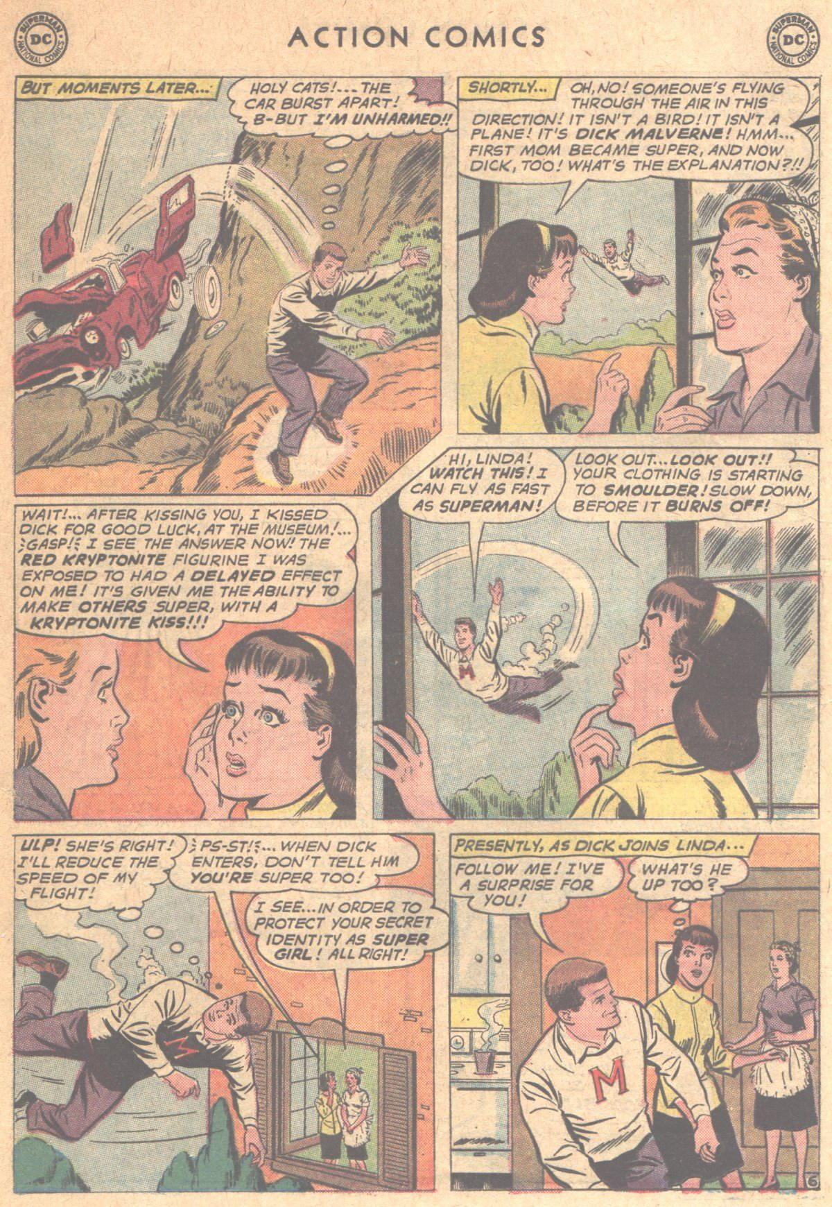 Read online Action Comics (1938) comic -  Issue #290 - 24