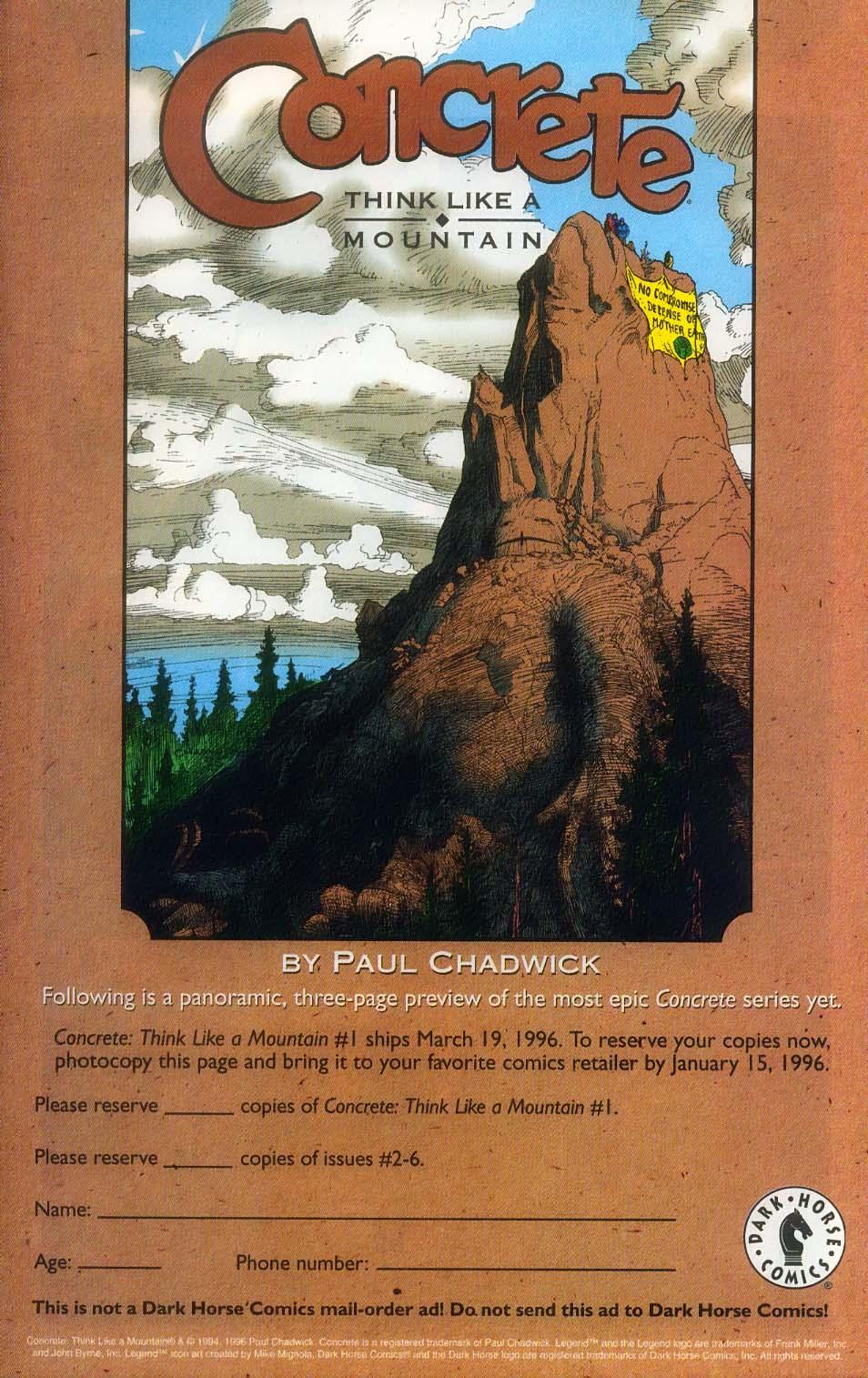 Godzilla (1995) Issue #8 #9 - English 31