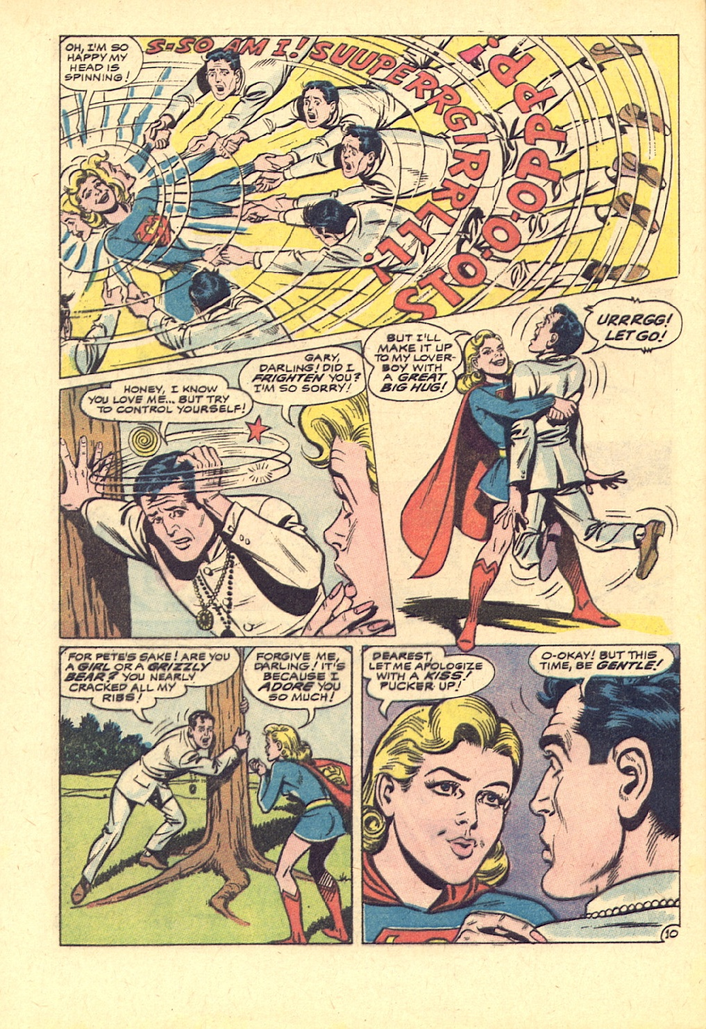Read online Action Comics (1938) comic -  Issue #370 - 24