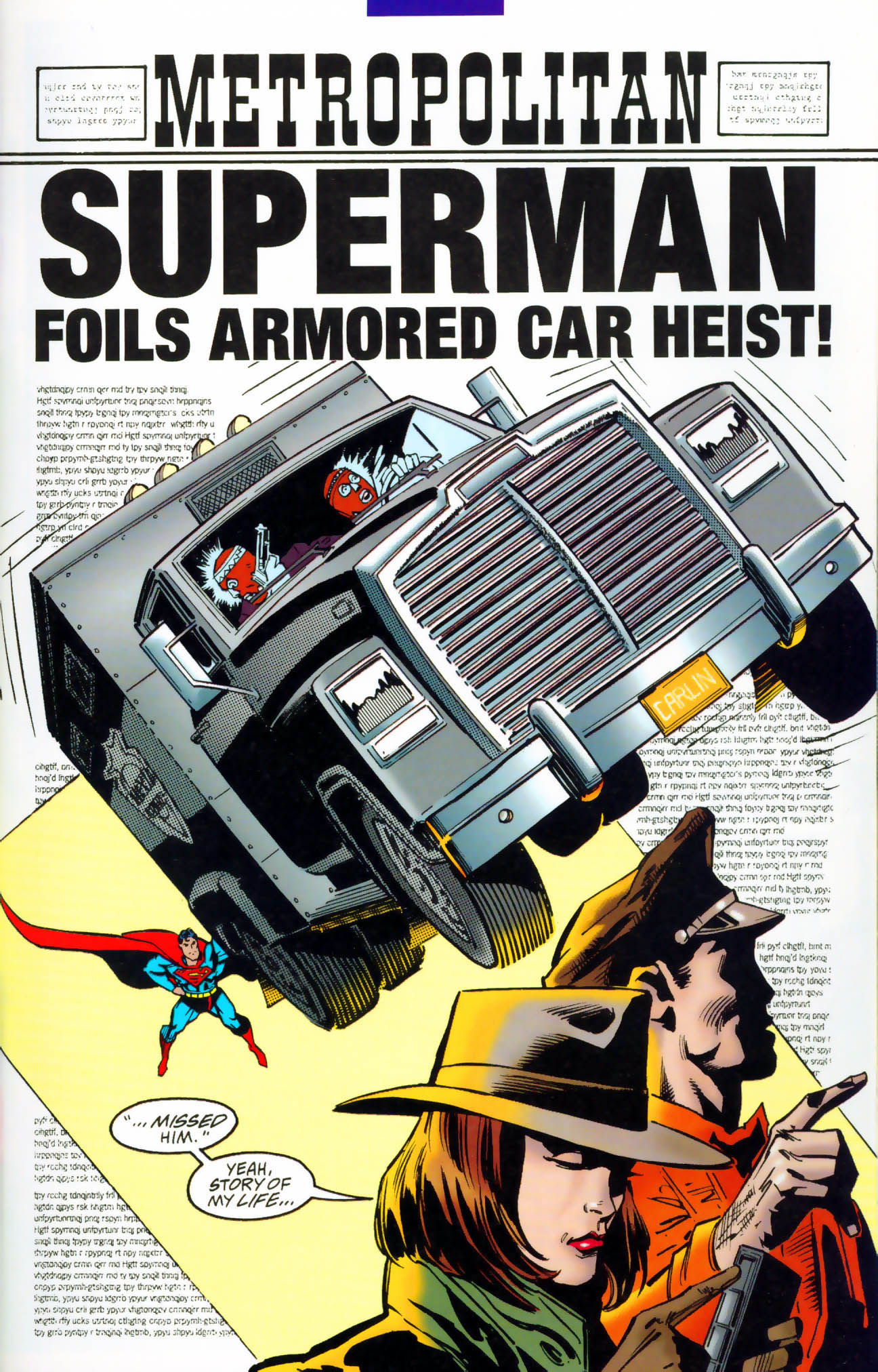 Read online Adventures of Superman (1987) comic -  Issue #Adventures of Superman (1987) _Annual 7 - 10