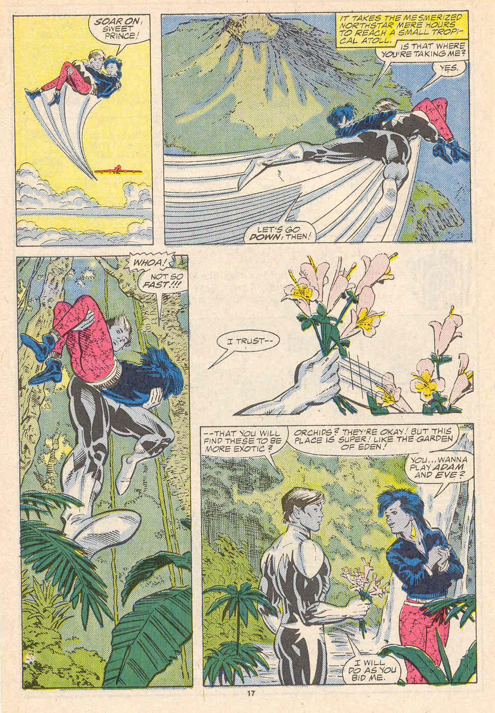 Read online Alpha Flight (1983) comic -  Issue #41 - 18