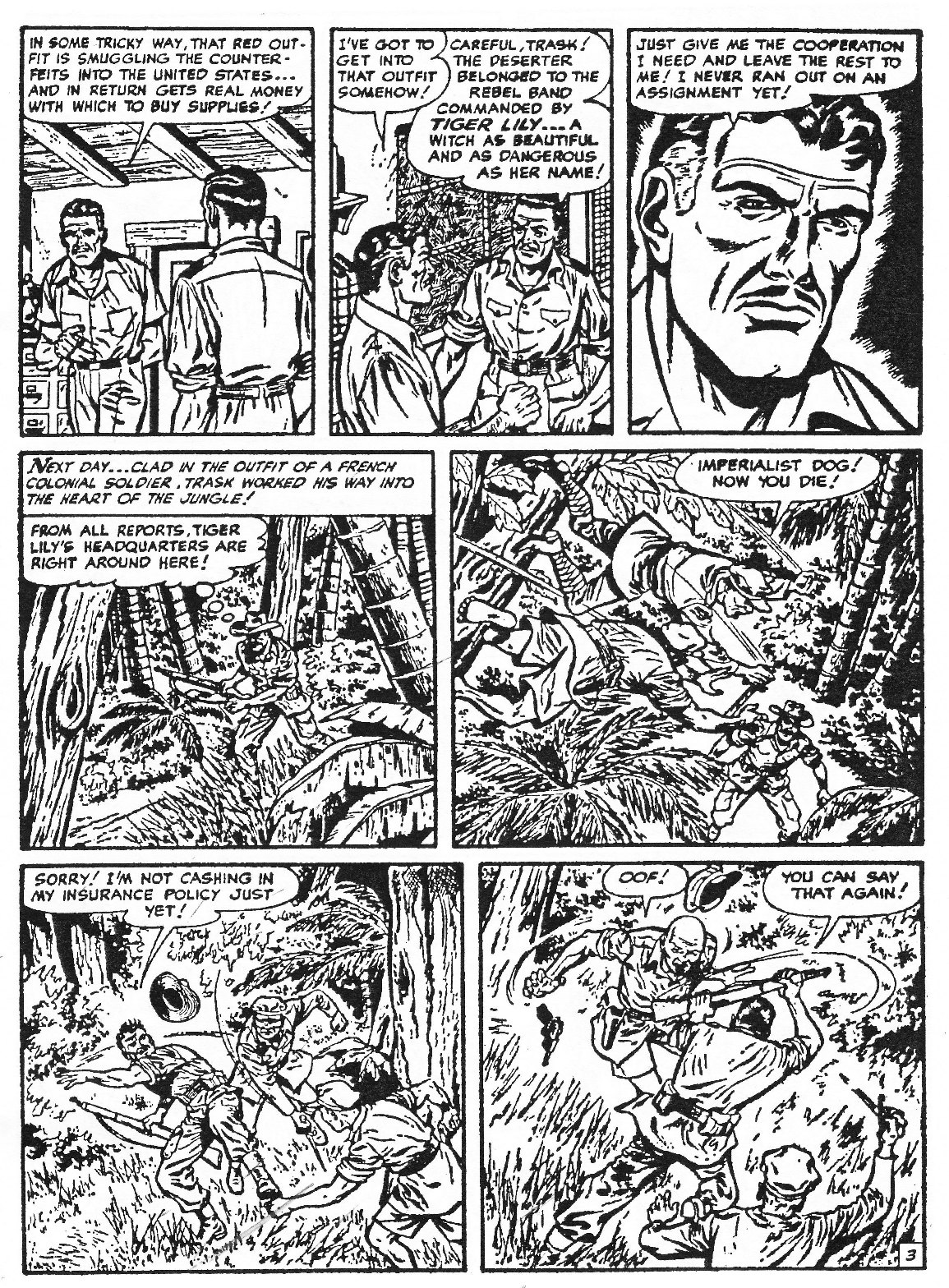 Read online Men of Mystery Comics comic -  Issue #62 - 39