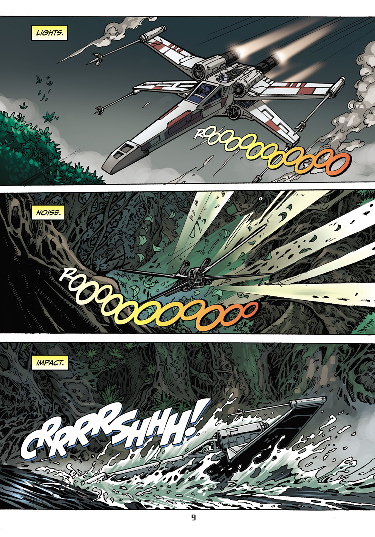 Read online Star Wars Omnibus comic -  Issue # Vol. 33 - 171