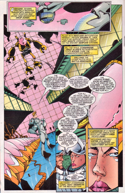Read online Uncanny X-Men (1963) comic -  Issue # _Annual 1997 - 18