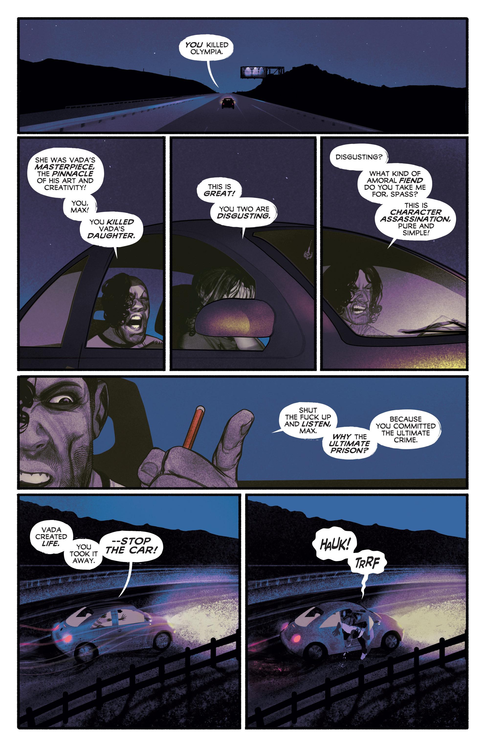 Read online Annihilator comic -  Issue #5 - 13