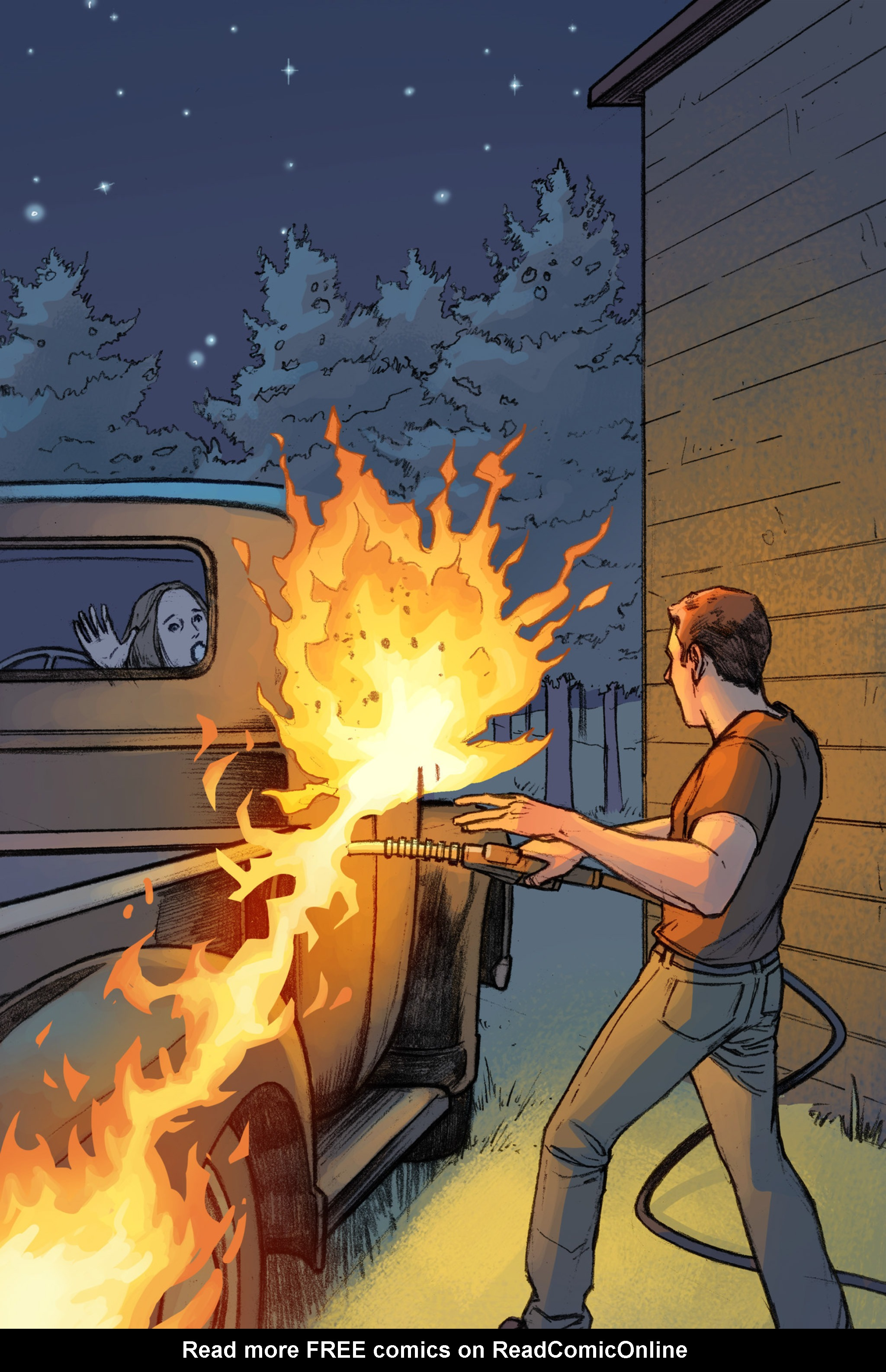 Read online Soul comic -  Issue #2 - 111