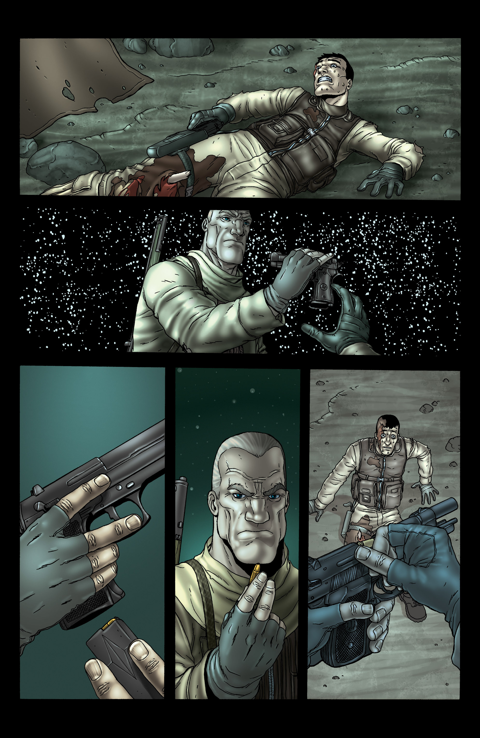 Read online 303 comic -  Issue #3 - 18